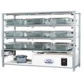 Sistem recirculant de laborator pentru animale acvatice FIAP #1303