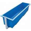 Bazin rectangular 1100 l FIAP # 1380