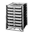 Incubator vertical FIAP cu 8 compartimente # 1444