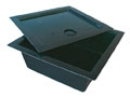 FIAP FountainBowl Active 100 eckig #2685