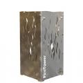 FIAP premiumdesign FireTower stainless steel #2501